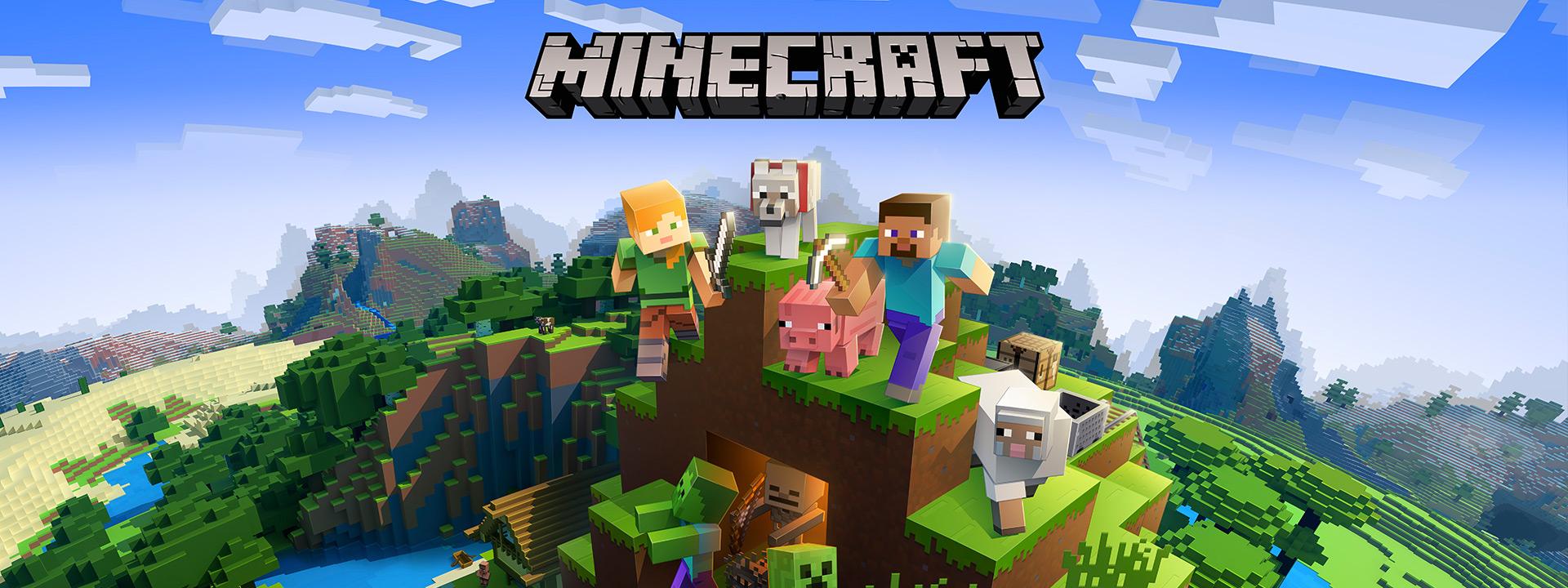 Minecraft 正文
