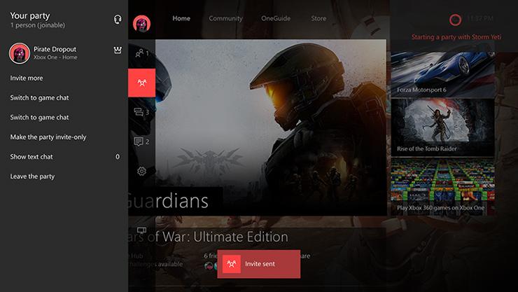 Cortana on Xbox
