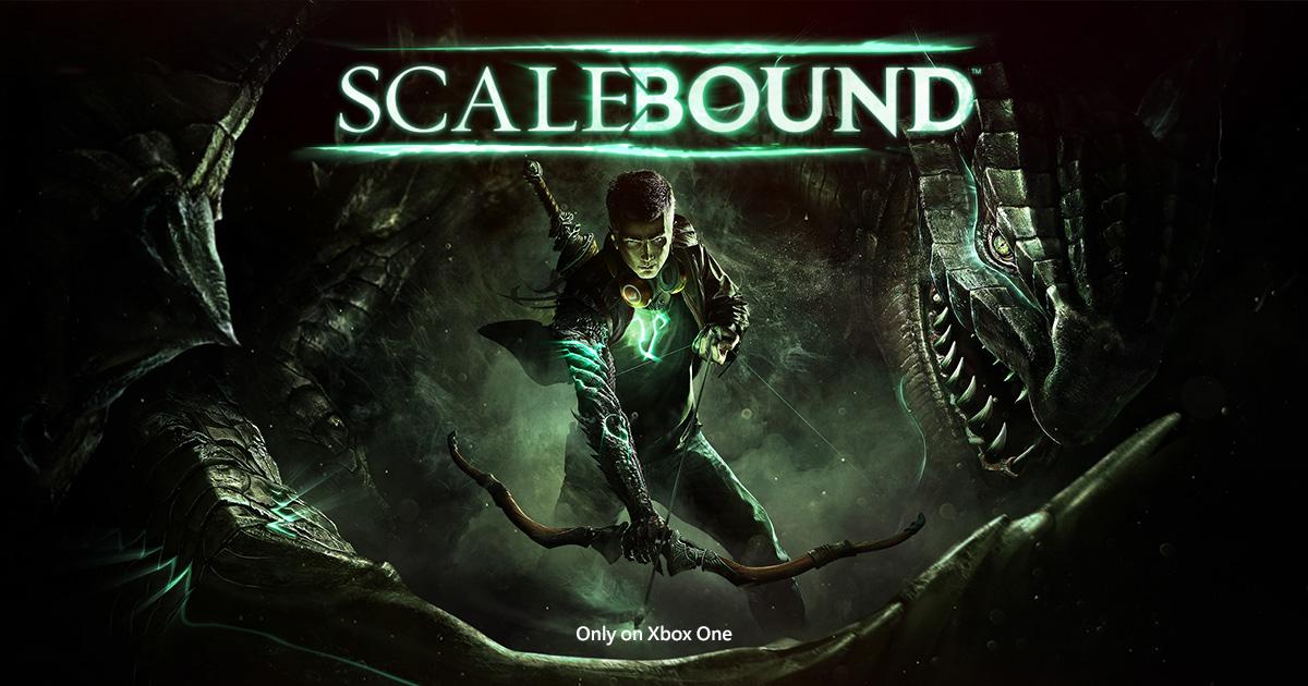 Scalebound Announced - Trailer
