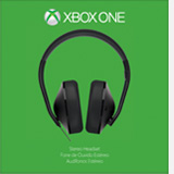 Xbox One Stereo Headset box shot