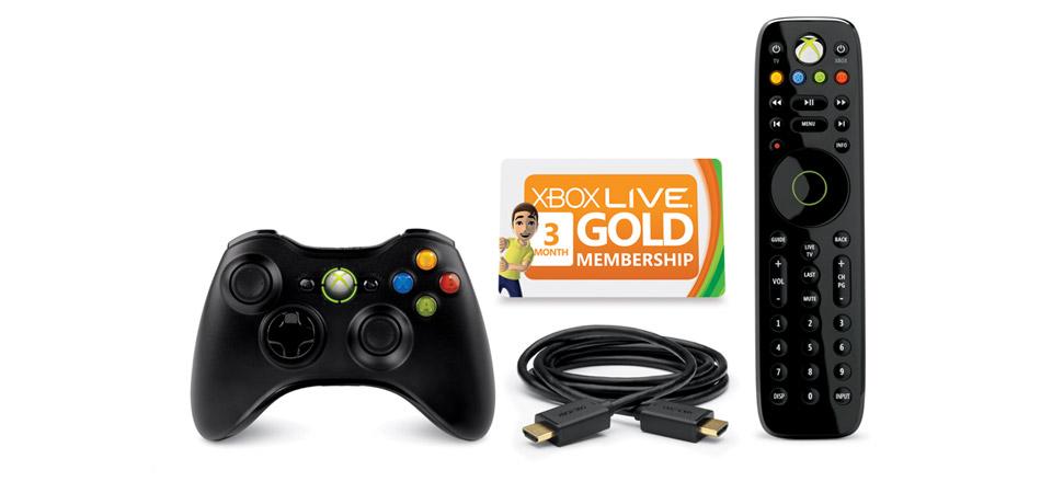 Xbox 360 Essentials Pack banner