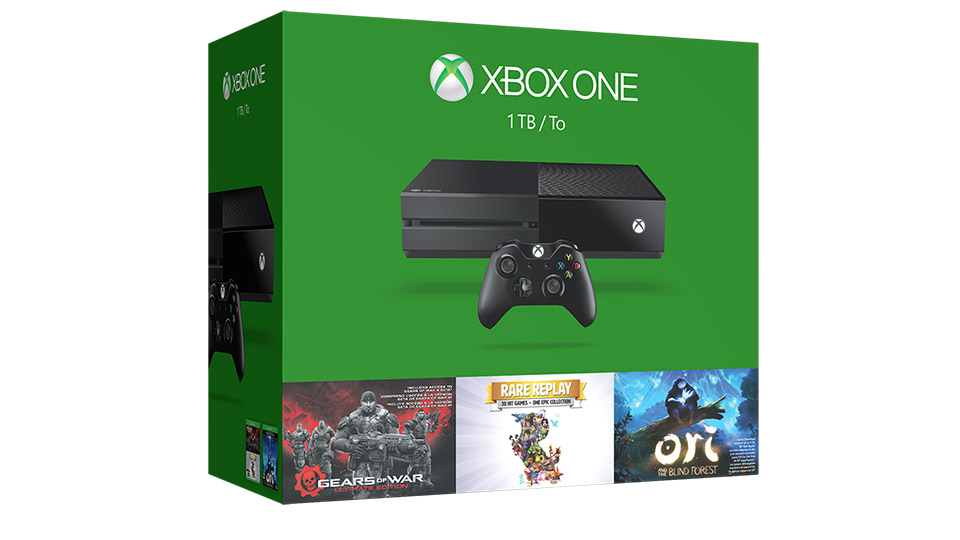 Xbox One 1TB Holiday Bundle