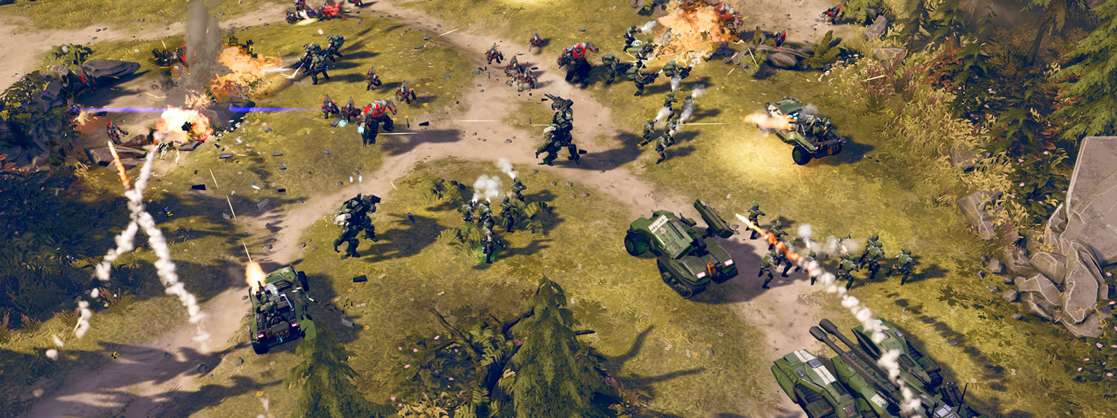 Halo Wars 2 build army