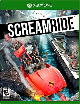 Screamride Xbox One box shot