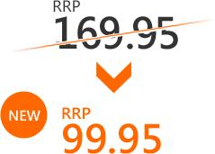 RRP 99.95