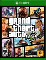 Grand Theft Auto V for Xbox One box shot