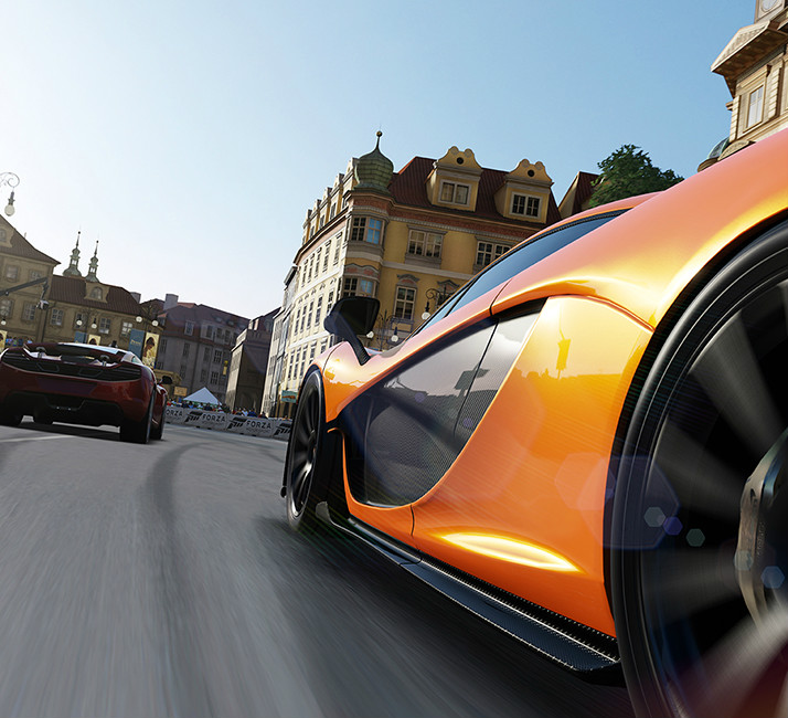 Play Forza 5 multiplayer with Xbox Live Gold