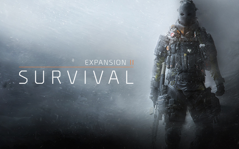Division Expansion 2 Survival per Xbox One