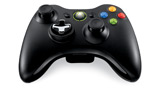 Xbox 360 Wireless Controller right angle view