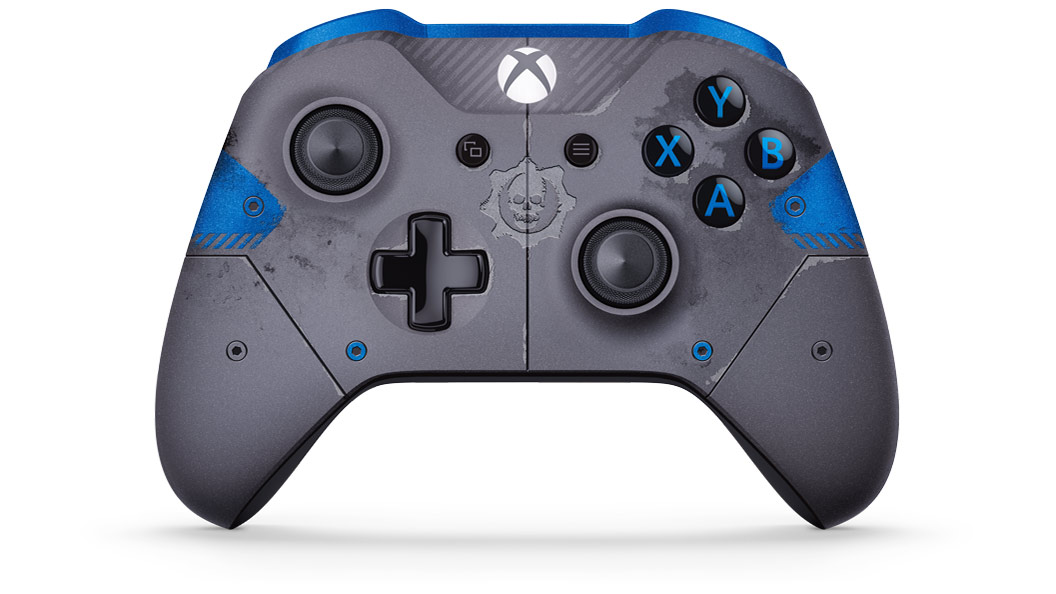 Front view of GOW4 Fenix controller