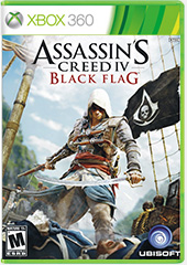 Assasains Creed Black Flag