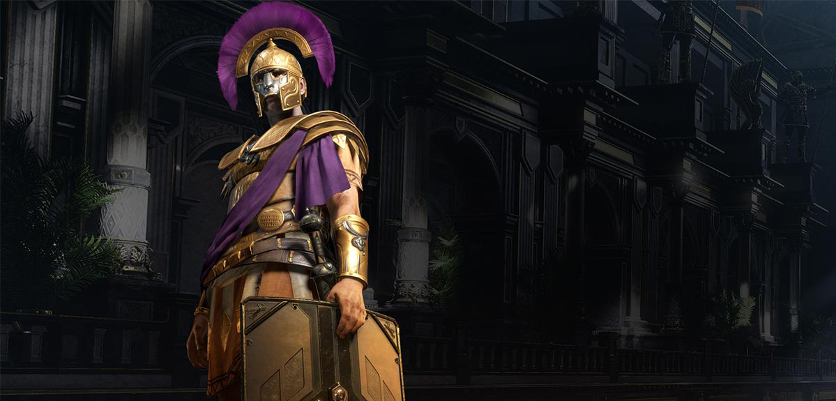 Ryse: Son of Rome - Commodus