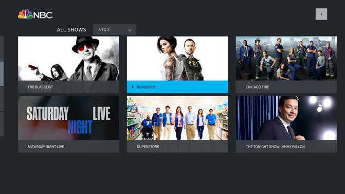 NBC on Xbox One