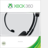 Xbox 360 Headset box shot