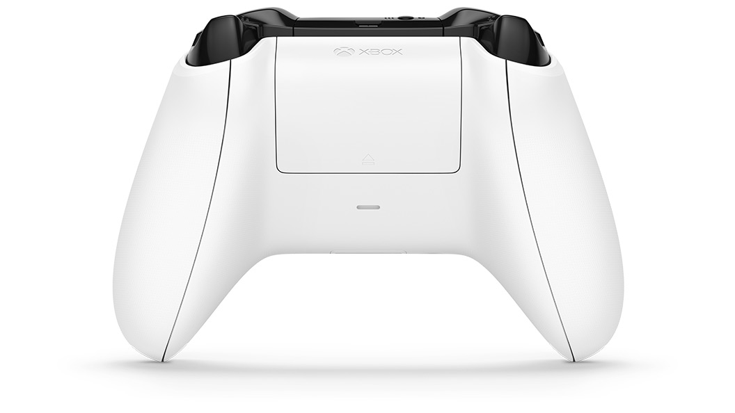 Back view of Xbox Wireless Controller