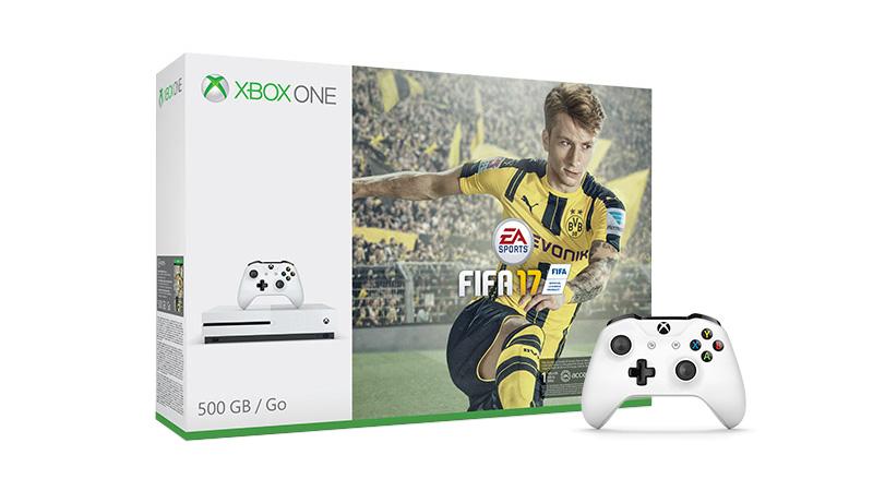 Korting en gratis extra controller bij Xbox One S consoles!