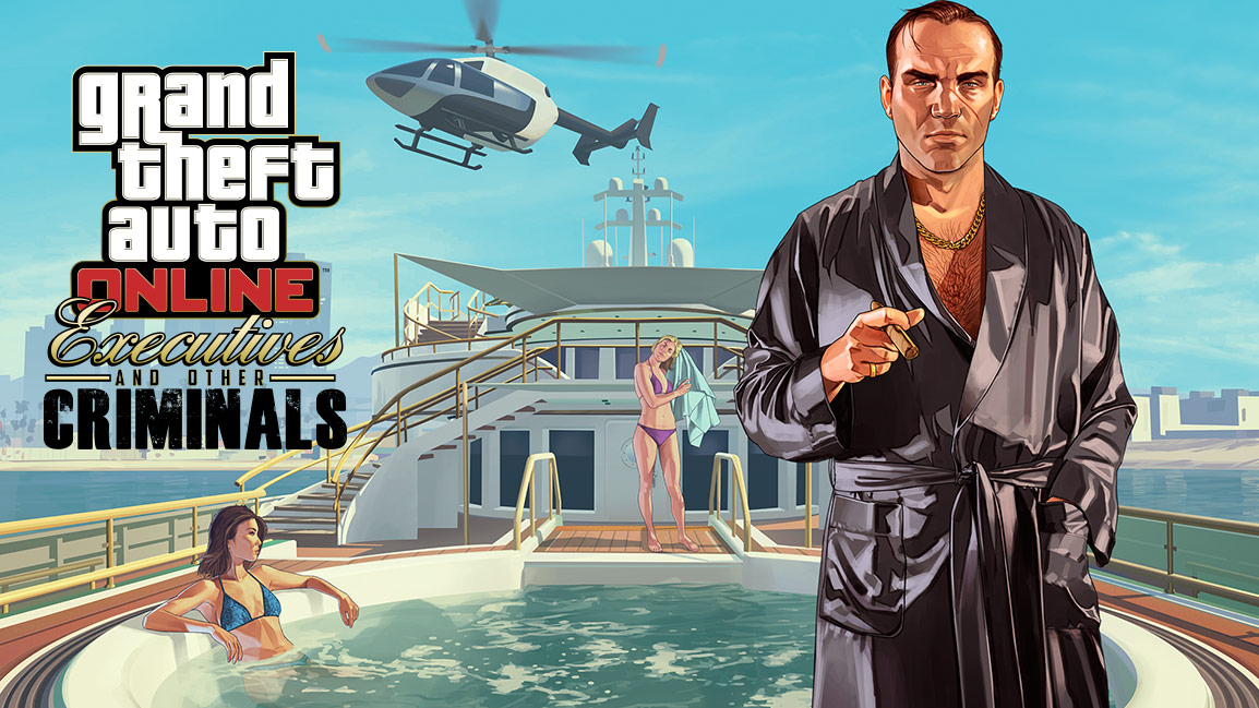 What's included in GTA 5