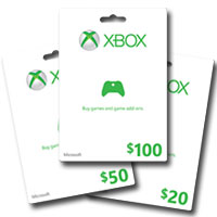 xbox gift card exchange