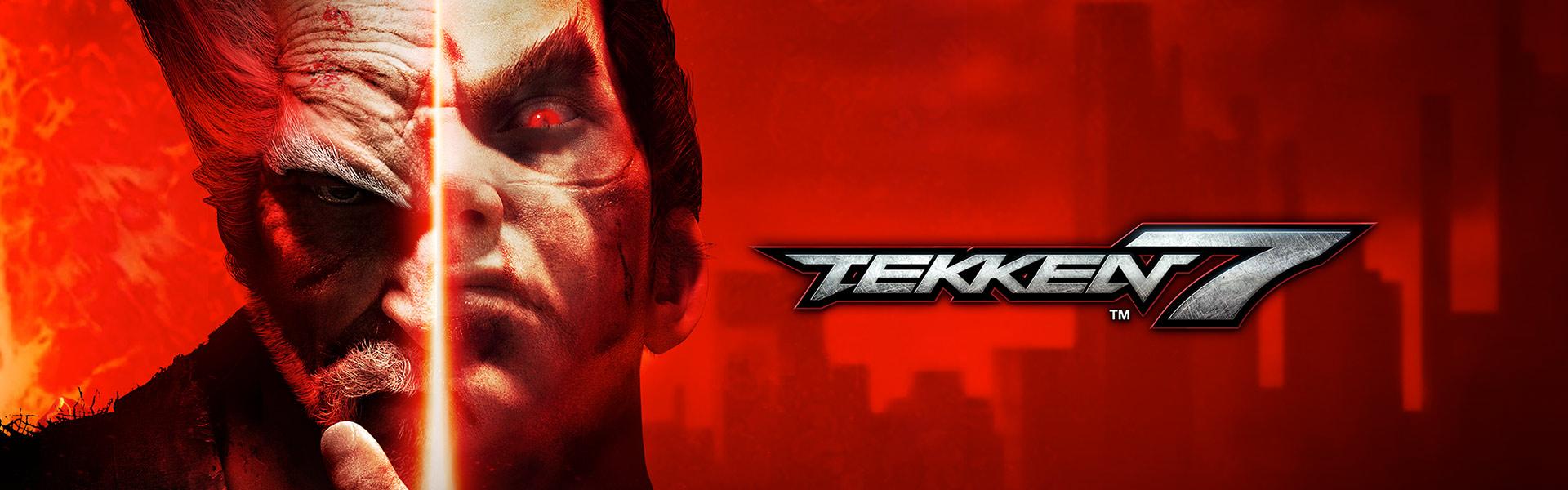 Tekken 7 game characters