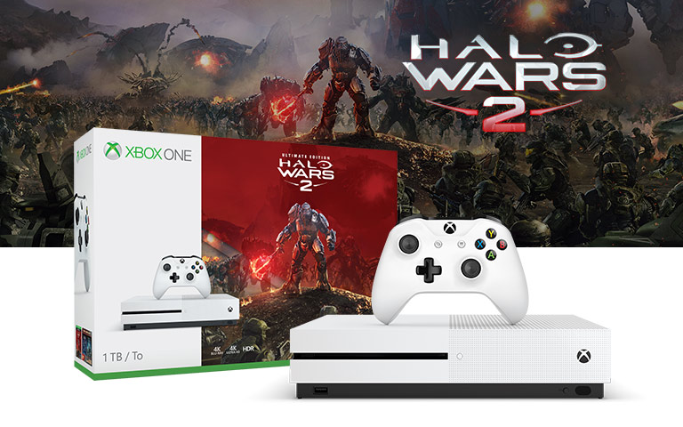 Pack Halo Wars 2