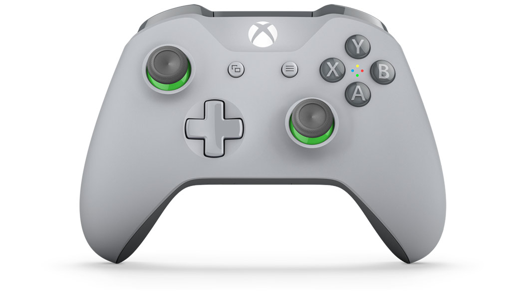 xbox wireless controller � greygreen xbox