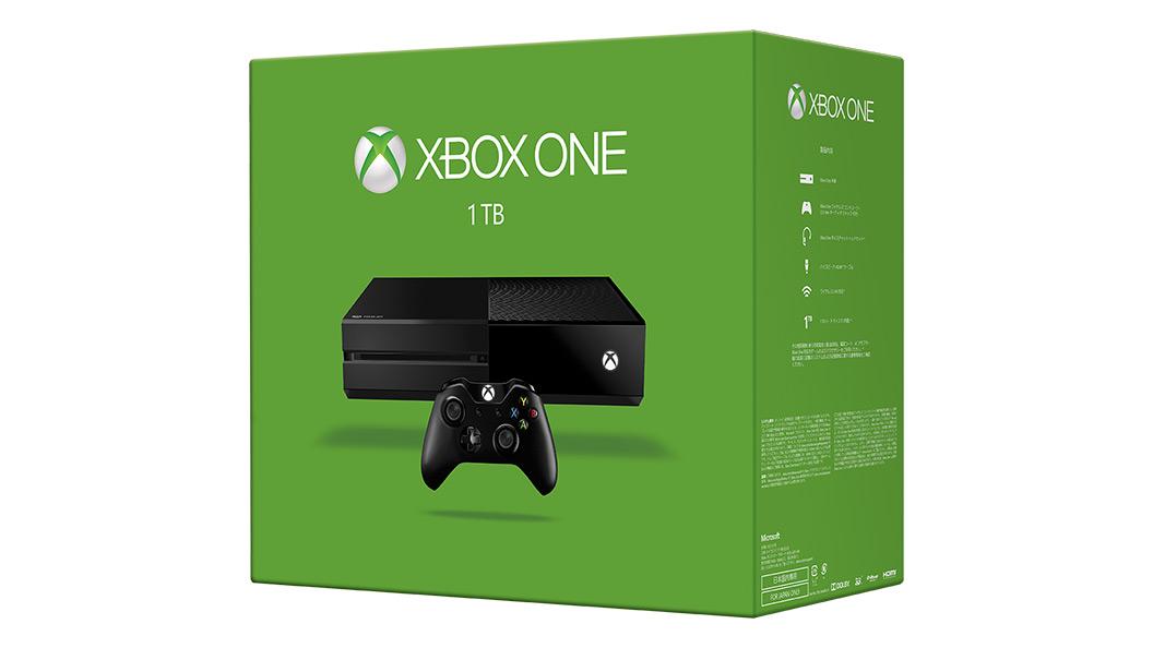 1-TB Xbox One