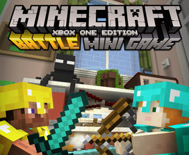 Minecraft Battle Map Pack 4