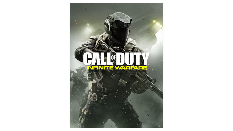 Call of Duty Infinite Warfare Standard Edition Box Shot