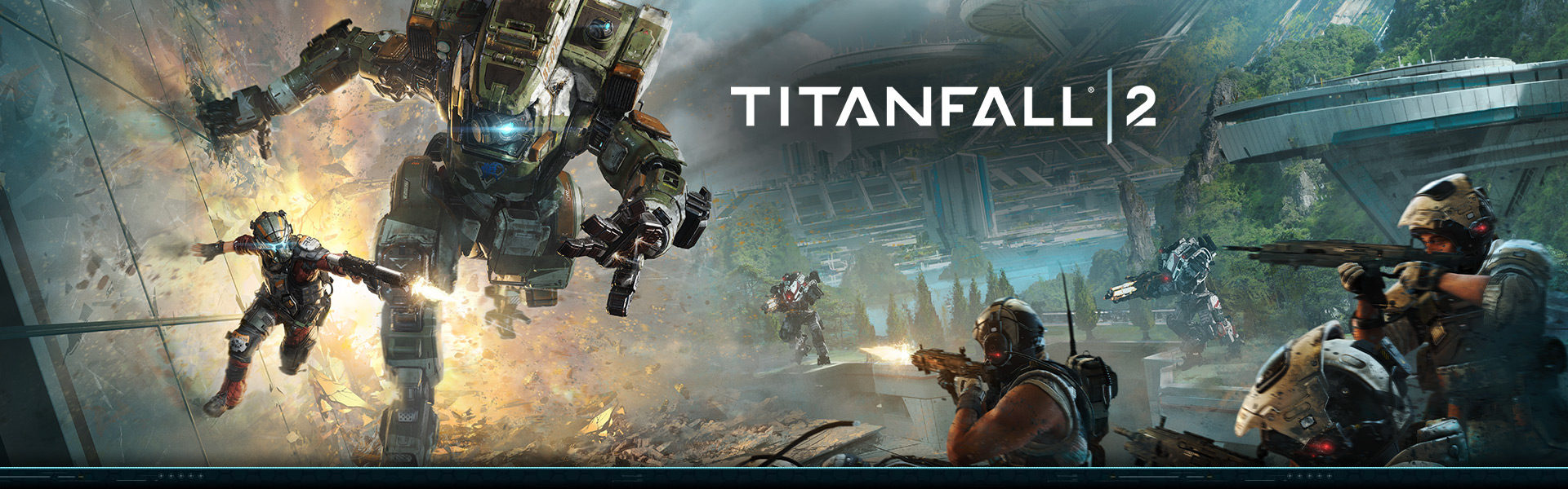Titanfall 2 - Strijd tussen soldaten