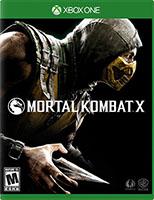 Mortal Kombat X box shot
