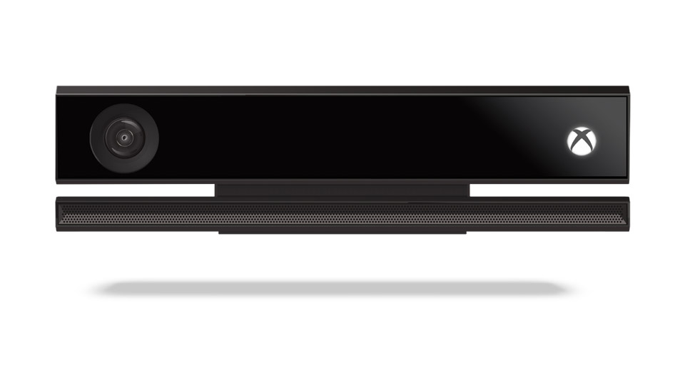 Vista frontal de la consola Xbox One