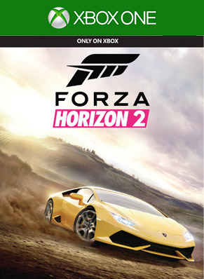 Forza Horizon 2 Standard Edition Box Shot
