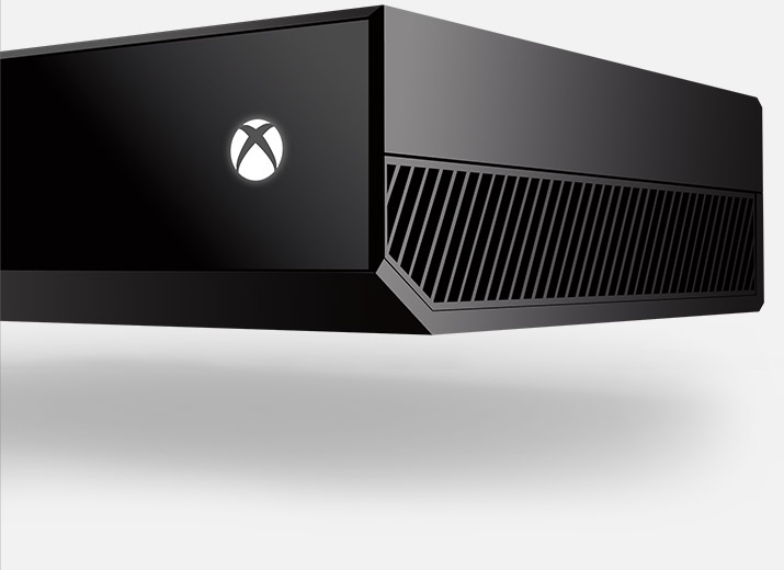 Xbox One side shot
