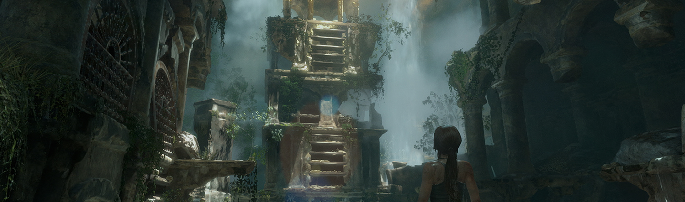 Tomb Raider Screen shot