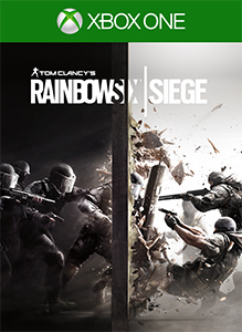 Tom Clancy's Rainbow Six® Siege boxshot
