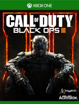 Call of Duty: Black Ops III Standard Edition Box Shot
