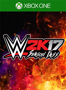 WWE 2K17 Season Pass boxshot
