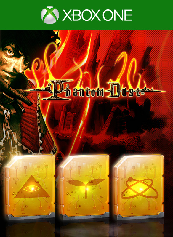 Phantom Dust Multiplayer Content Pack