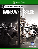 Rainbow Six Siege box shot