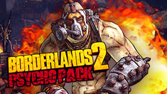 Borderlands 2 Add-on - Psycho Bandit Kreig DLC