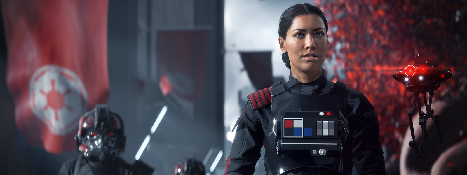 Iden Versio commander of the inferno army