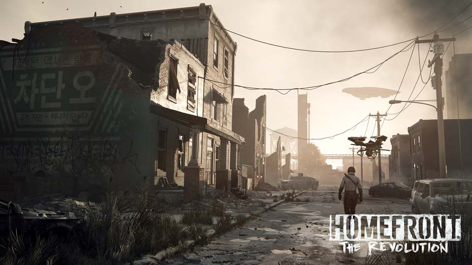 Homefront: The Revolution screenshot 06