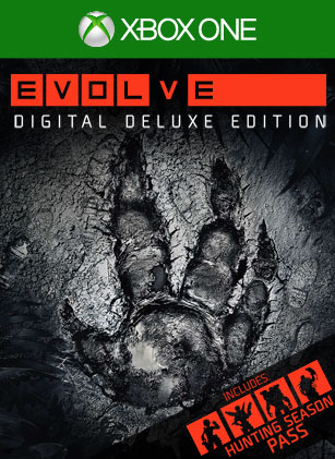 Evolve Digital Pro Edition box shot