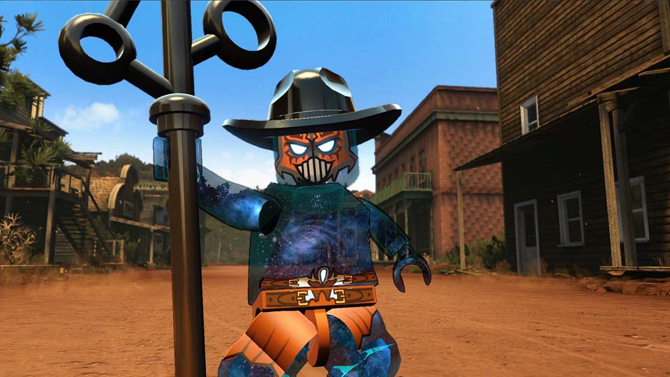 LEGO Dimensions for Xbox One villains