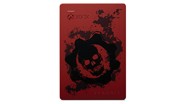 Gears of War 4 Special Edition 2TB Seagate Game Drive