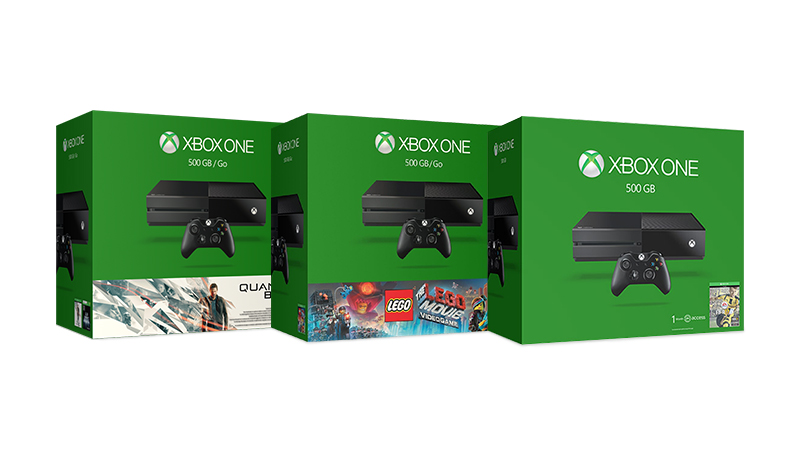 Save a bundle on Xbox One. Now starting from just $279!