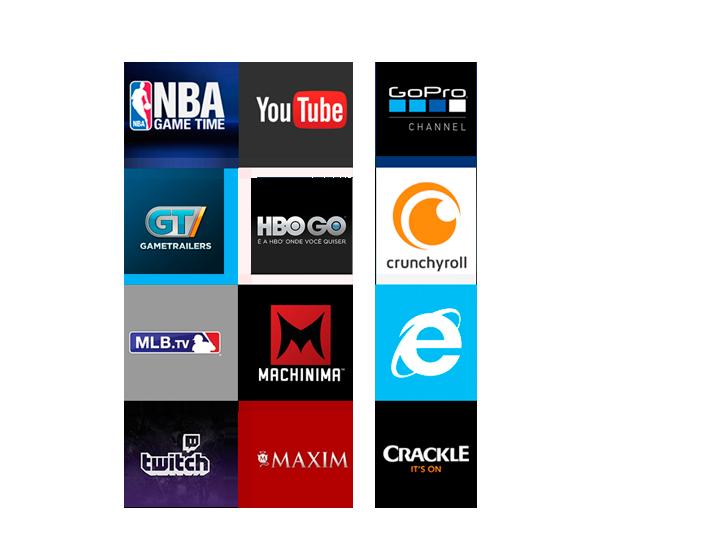 Apps Xbox 360