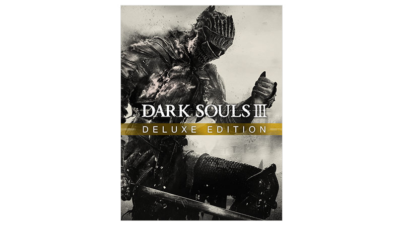 Dark Souls 3 Deluxe edition box shot
