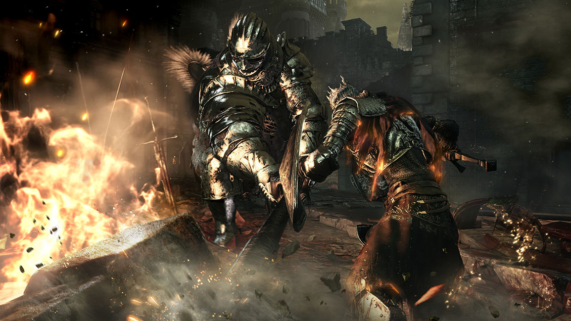 Dark Souls III – Boss Battle