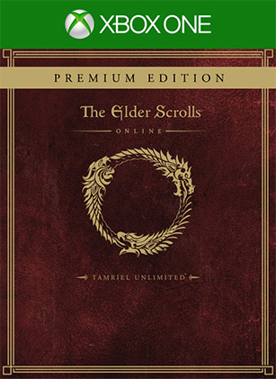 The Elder Scrolls Online Premium Edition box shot